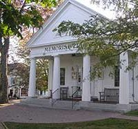 Boothbay Harbor Memorial Library