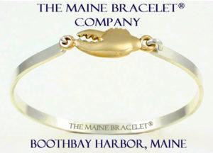 A Silver Lining / The Maine Bracelet Company
