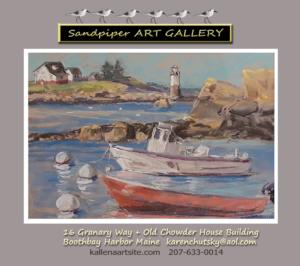 Sandpiper Art Gallery