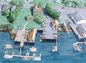 Boothbay Harbor Waterfront Preservation